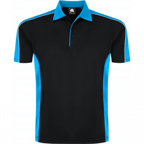 ORN Clothing Avocet 1198 Wicking Polyester Polo Shirt 200gsm